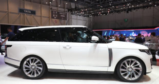 Range Rover SV Coupè