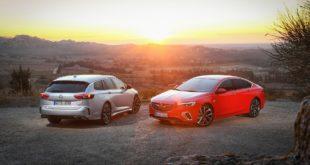 Opel Insignia GSi prova