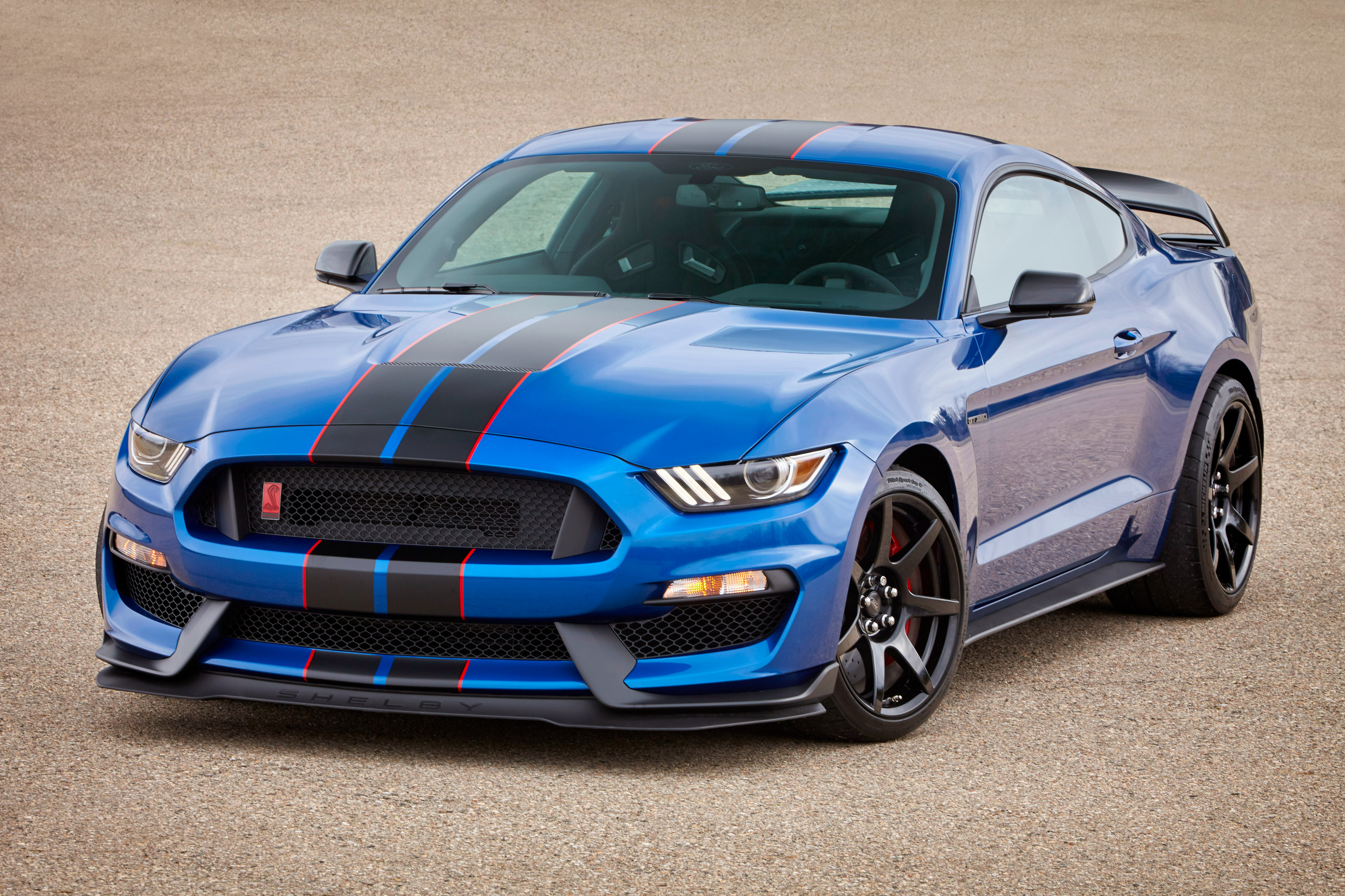 Shelby GT350R Shelby GT500