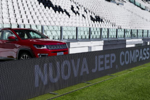 Jeep Compass Juventus