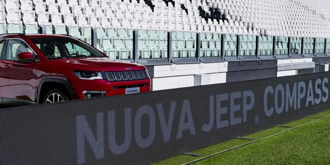 Jeep Compass Juventus