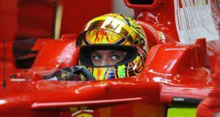 Rossi e la F1
