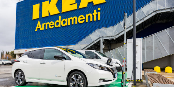 Ikea Nissan