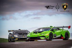Lamborghini Super Trofeo 2018