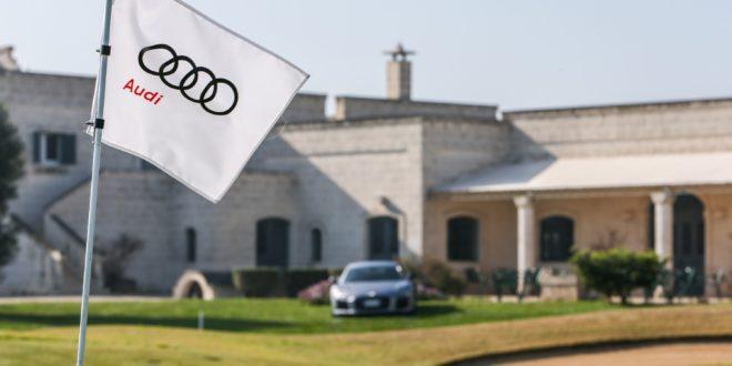 Audi golf experience