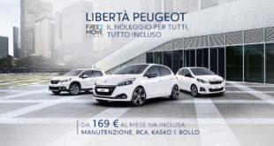 Libertà Peugeot
