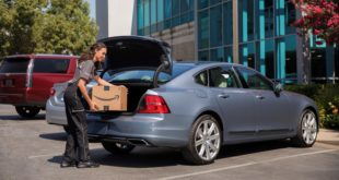 Amazon Key Volvo cars