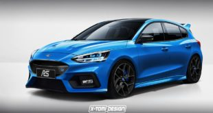 Nuova Ford Focus RS 2021