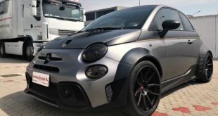 Abarth 500 Baronio By Romeo Ferraris