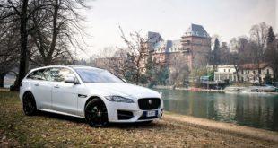 Jaguar XF Sportbrake | Prova su strada