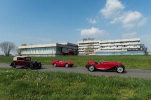 Mille Miglia 2018 Alfa Romeo