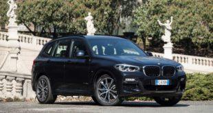 BMW X3 xDrive30d | Prova su strada