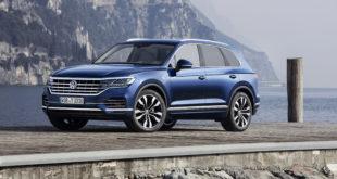 Volkswagen Touareg 2018 | Prova su strada in anteprima