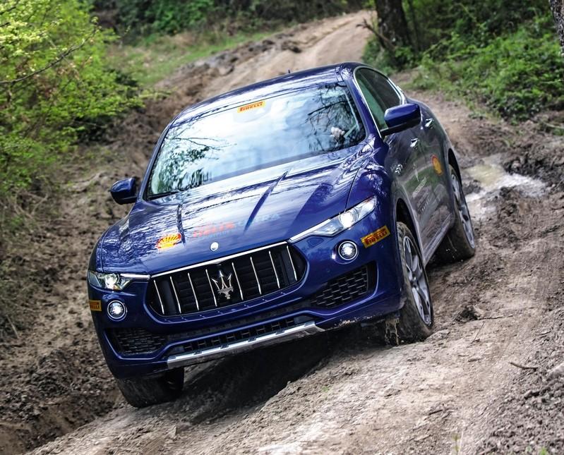 Corsi di guida Maserati
