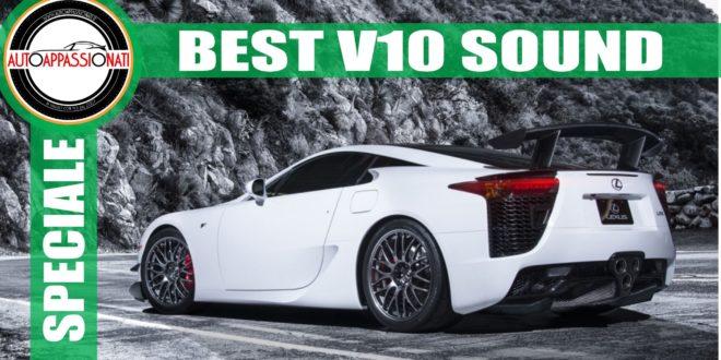 Migliori Sound V10