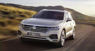 5 cose da sapere sulla Volkswagen Touareg 2018