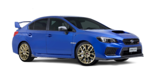 WRX STI Legendary Edition
