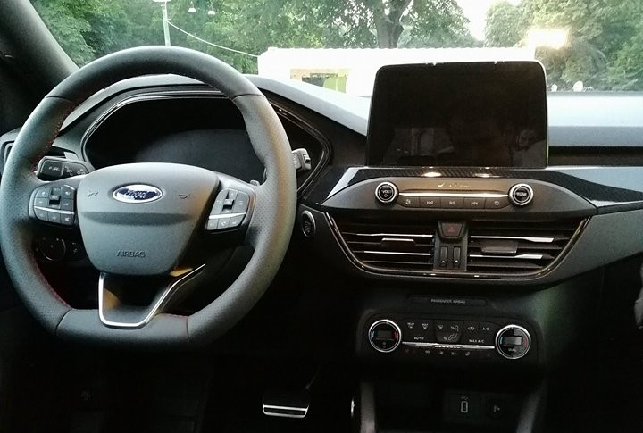 Nuova Ford Focus Interni Autoappassionati It