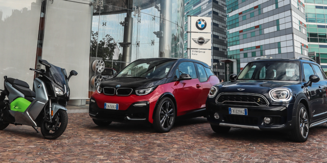 BMW Technology Workshop
