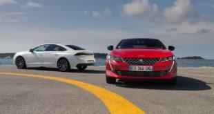 Peugeot 508 2018 | Prova su strada in anteprima