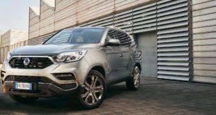 SsangYong Rexton 4WD | Prova su strada