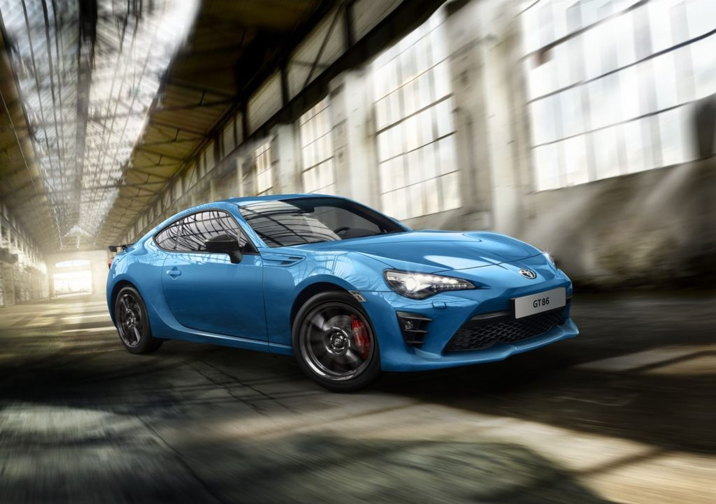 Toyota GT86 Racing Edition