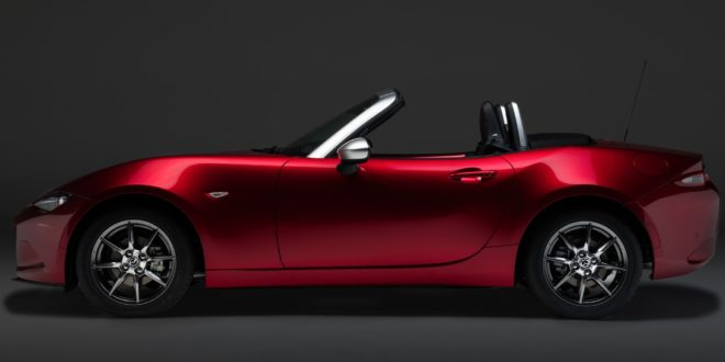 Mazda MX-5 Pollini Heritage