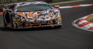 nuovo giro record al nurburgring