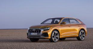 5 cose da sapere su Audi Q8
