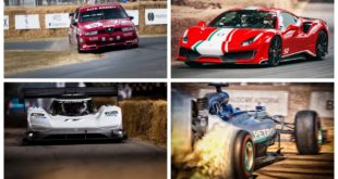 Festival of Speed di Goodwood