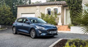 Listino Ford Focus 2018