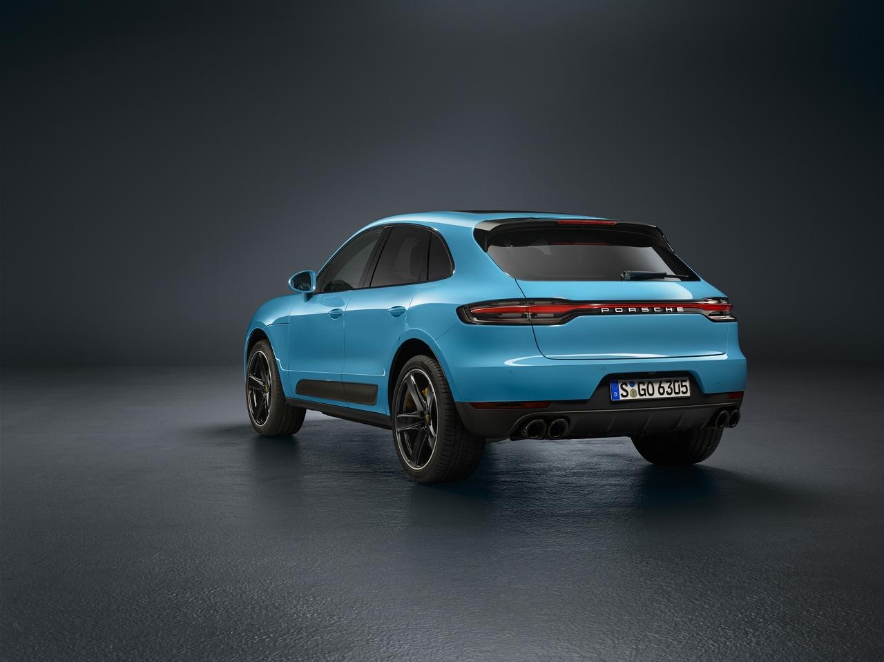 Nuova Porsche Macan