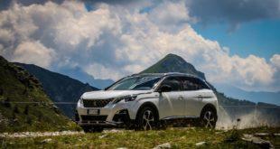 Peugeot 3008 EAT8 | Prova su strada in anteprima