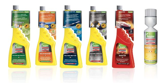 additivi carburante Arexons