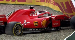Vettel GP Germania F1