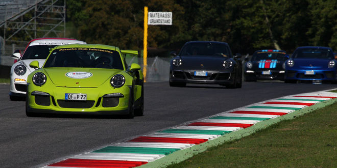 Porsche Festival 2018