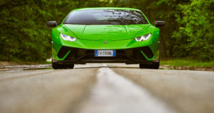Lamborghini Huracan Performante: Visto & Provato [VIDEO]