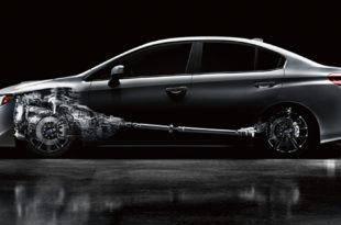 Subaru Symmetrical AWD