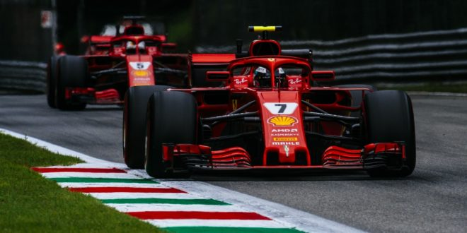 qualifiche GP Italia