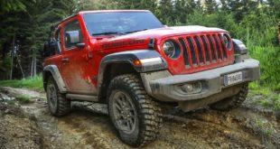 Jeep Wrangler Tecnica
