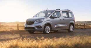 Nuovo Opel Combo prova