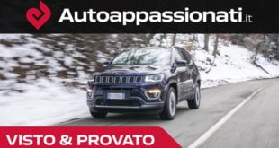 Jeep Compass Visto & Provato