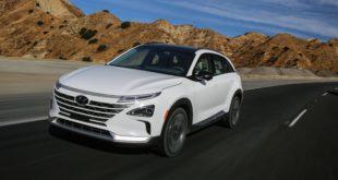 Hyundai Nexo | Prova su strada in anteprima
