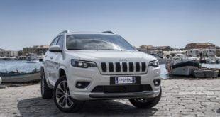 Jeep Cherokee 2019 | Prova su strada in anteprima