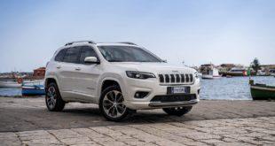nuova Jeep Cherokee 2019 prezzi