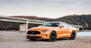 Ford Mustang prezzi