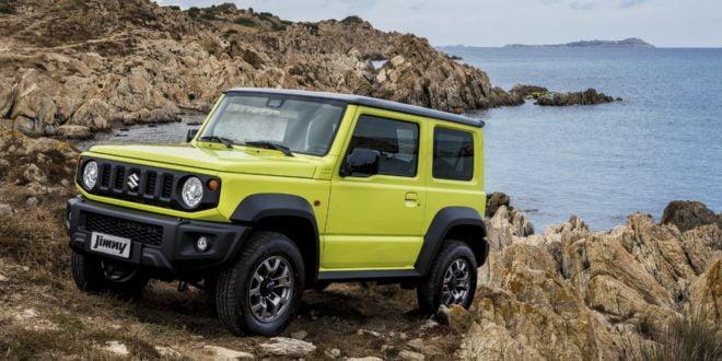 5 cose da sapere sulla nuova Suzuki Jimny