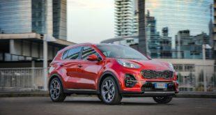 Nuova Kia Sportage 2019 | Prova su strada in anteprima