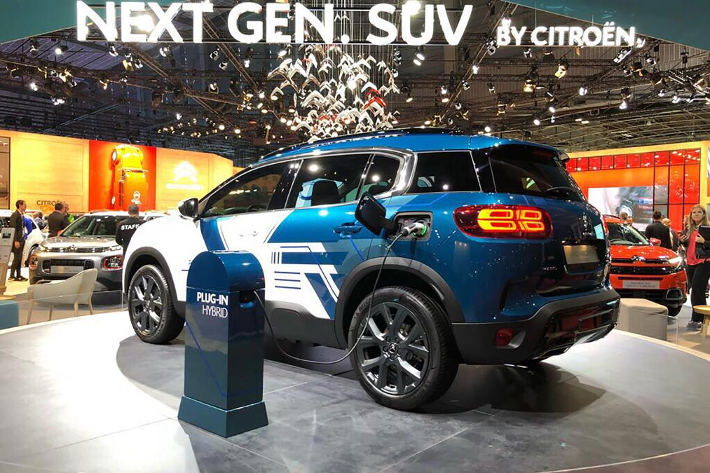 C5 Aircross Plug-in