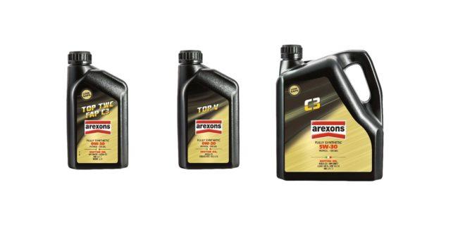 olio motore arexons